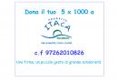 Campagna 5 x 1000 2021