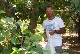 Progetto Itaca - Lavori in giardino