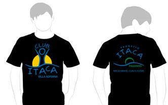 Il Merchandising di Progetto Itaca