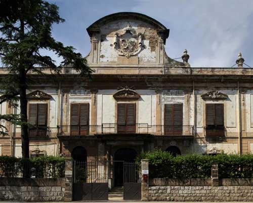 Prospetto di Villa Adriana