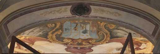 Villa Adriana: affresco