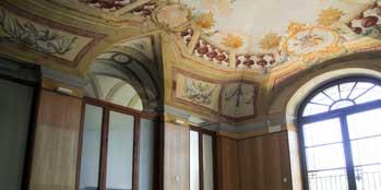 Villa Adriana: Sala Riunioni