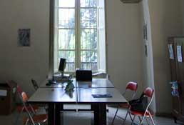 Villa Adriana: uffici